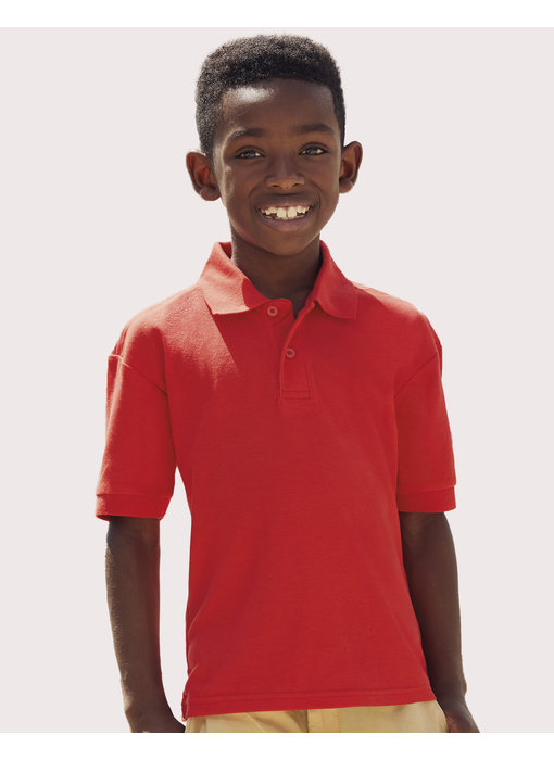 Fruit of the Loom | SC634170 / SC63417 | 588.01 | 63-417-0 | Kids' 65/35 Polo