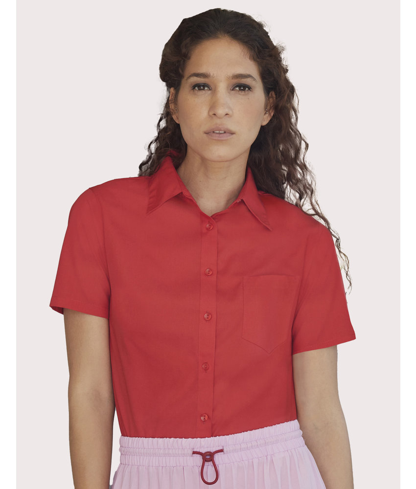 Fruit of the Loom | SC650140 | 793.01 | 65-014-0 | Ladies' Poplin Shirt