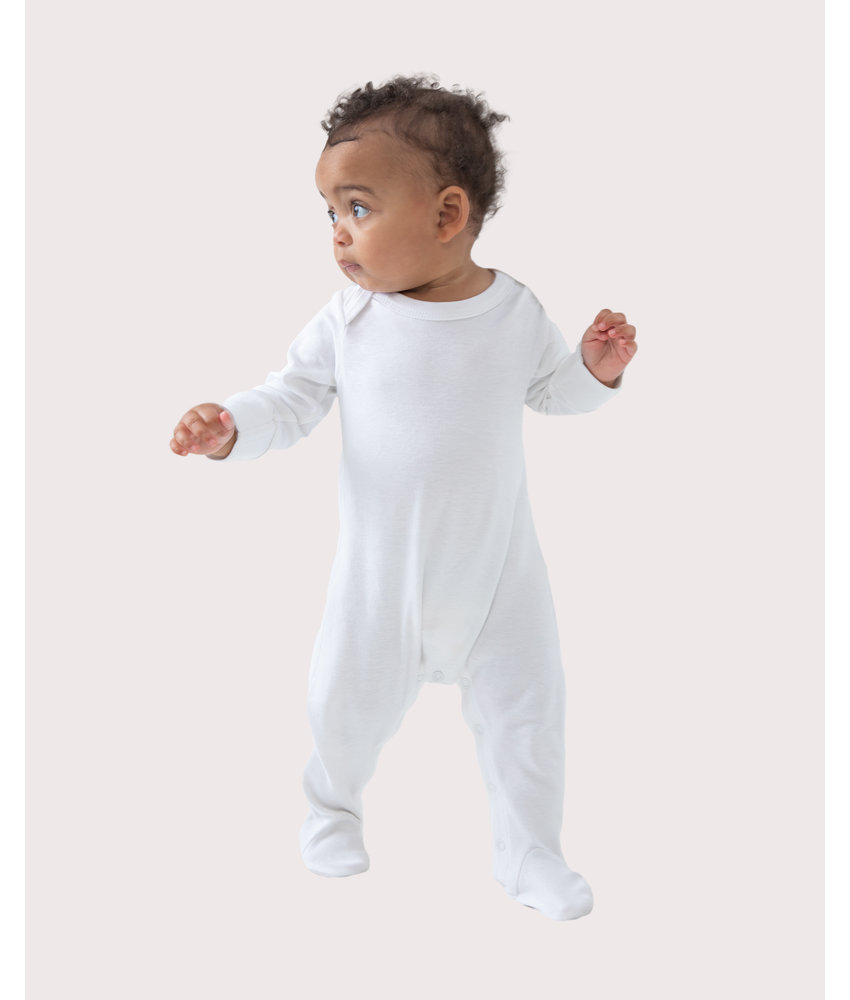Babybugz | 030.47 | BZ35 | Organic Sleepsuit with Scratch Mitts