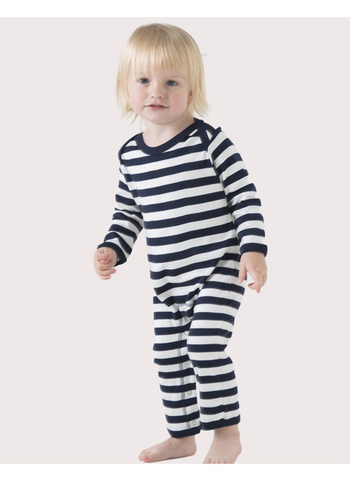 Babybugz | 035.47 | BZ13S | Baby Striped Rompasuit