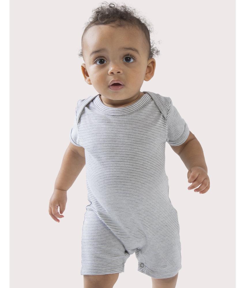 Babybugz | 063.47 | BZ48 | Baby Striped Playsuit