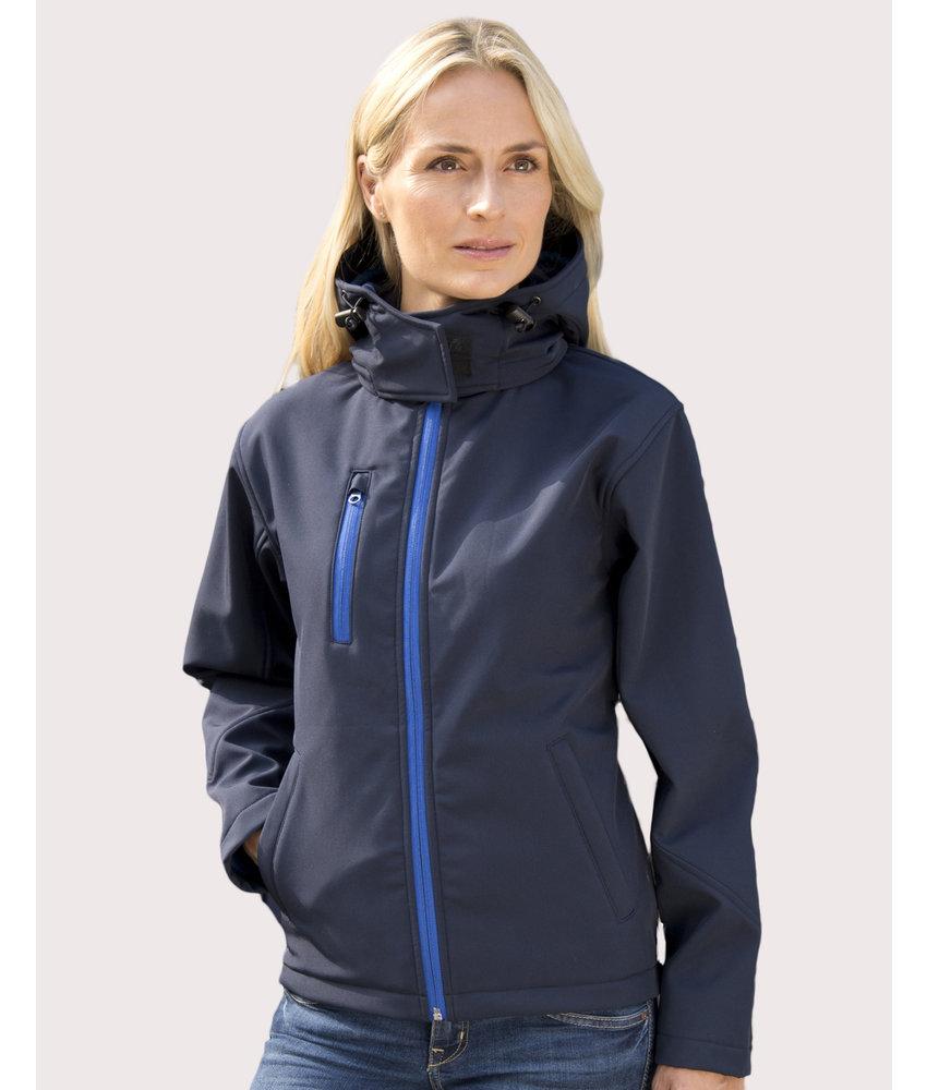 Result Core | R230F | 826.33 | R230F | Ladies TX Performance Hooded Softshell Jacket