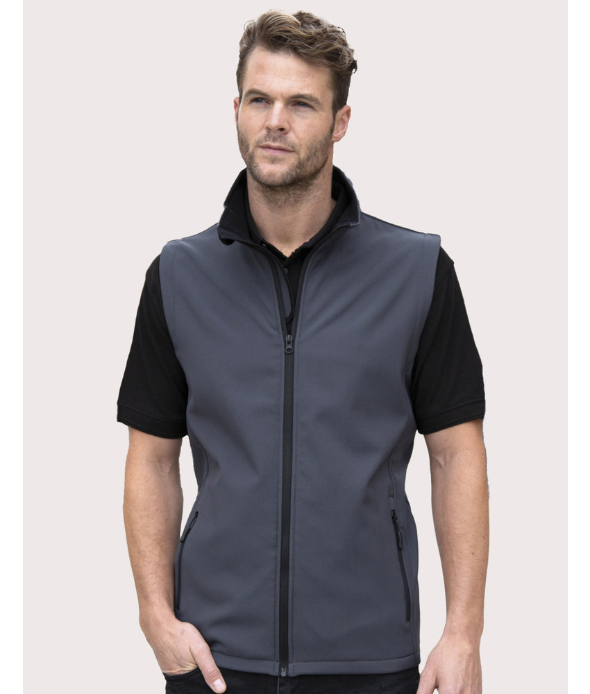 Result Core | R232M | 845.33 | R232M | Men's Printable Softshell Bodywarmer