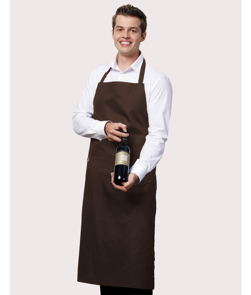 Bistro by Jassz | 945.59 | JG22 | Amsterdam Bib Apron with Pocket