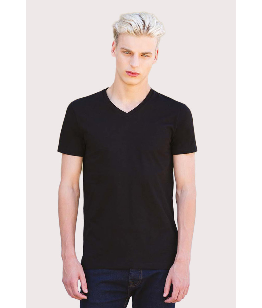 Skinni Fit | SFM122 | Men's Feel Good V-neck T-shirt