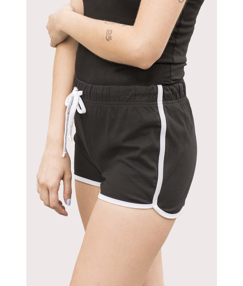 Skinni Fit | SK069 | Ladies' Retro Shorts