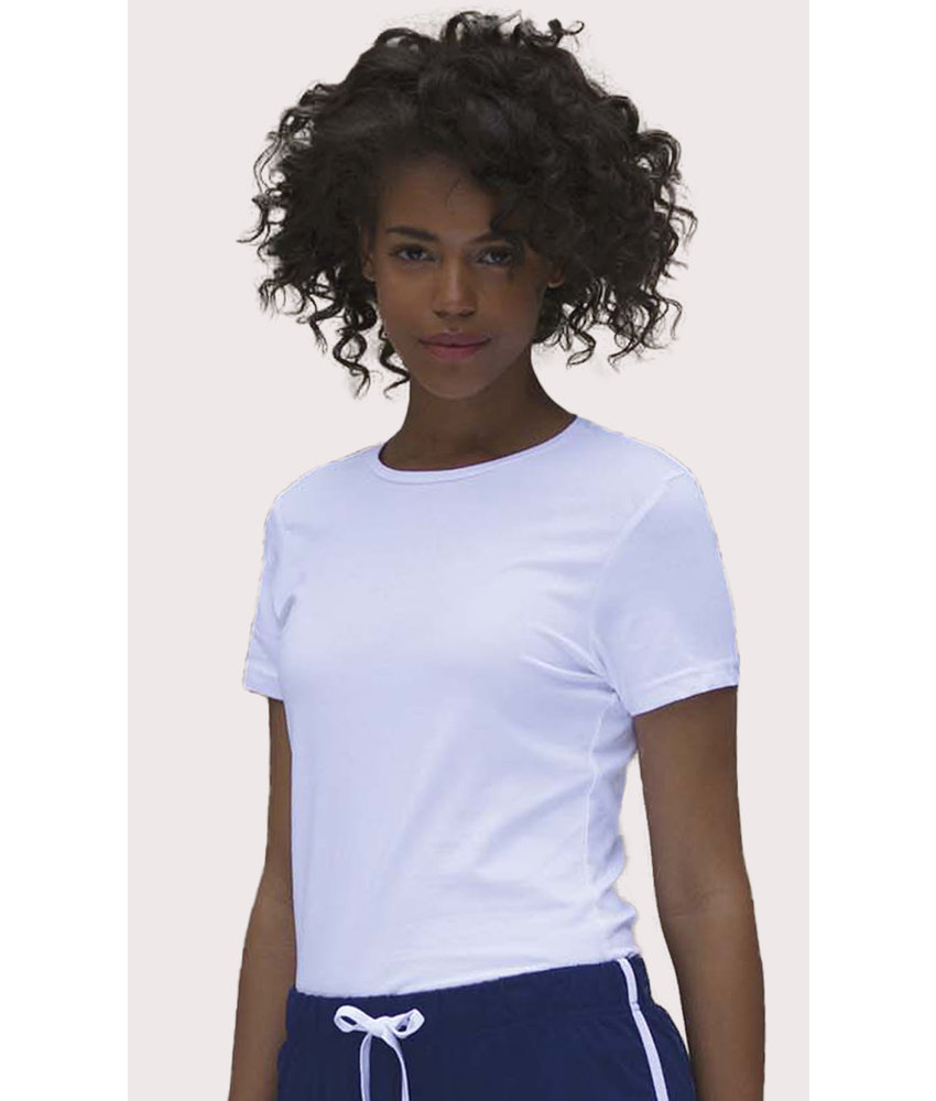 Skinni Fit | SK121 | Ladies' Feel Good Crew Neck T-shirt