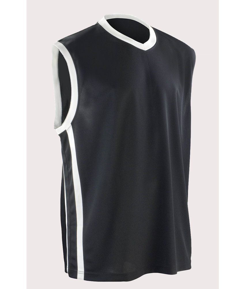 Spiro | S278M | 105.33 | S278M | Men's Quick Dry Basketball Top