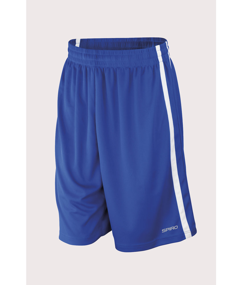 Spiro | S279M | 092.33 | S279M | Men's Quick Dry Basketball Shorts