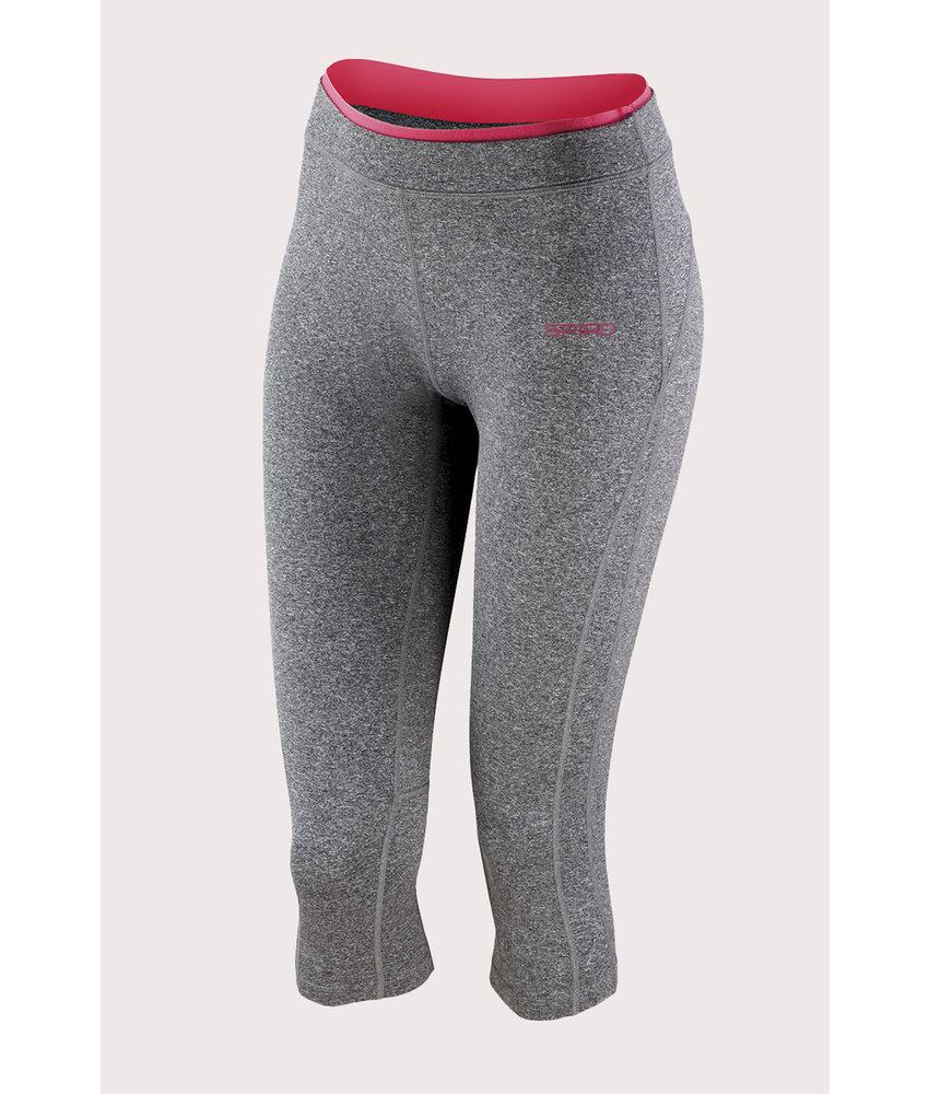 Spiro | S273F | 090.33 | S273F | Fitness Women's Capri Pant