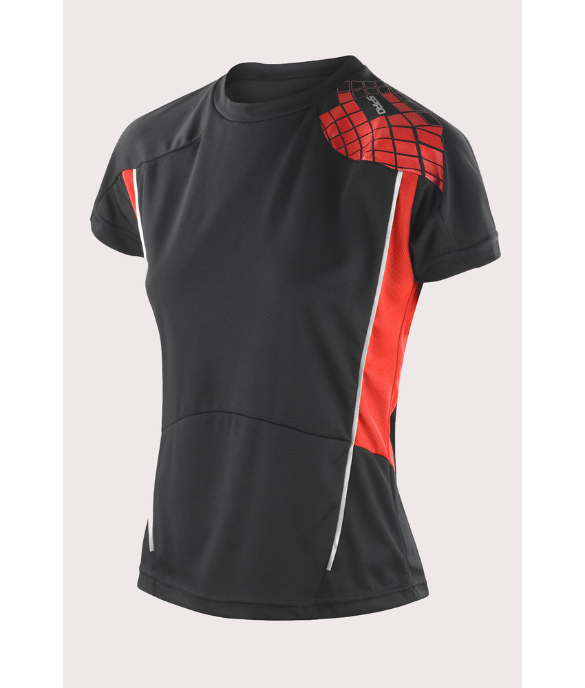 Spiro | S176F | 017.33 | S176F | Women's Training Shirt