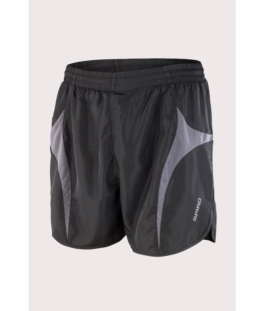 Spiro | S183X | 029.33 | S183X | Unisex Micro Lite Running Shorts