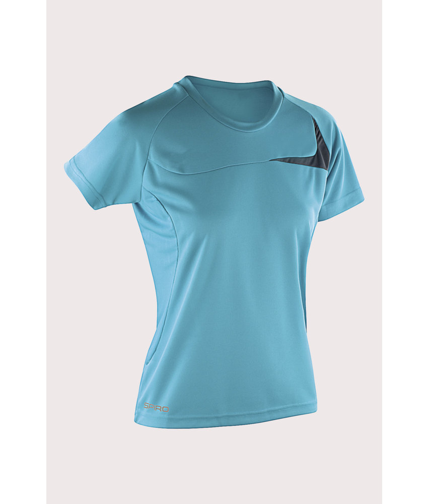 Spiro | S182F | 025.33 | S182F | Spiro Ladies' Dash Training Shirt