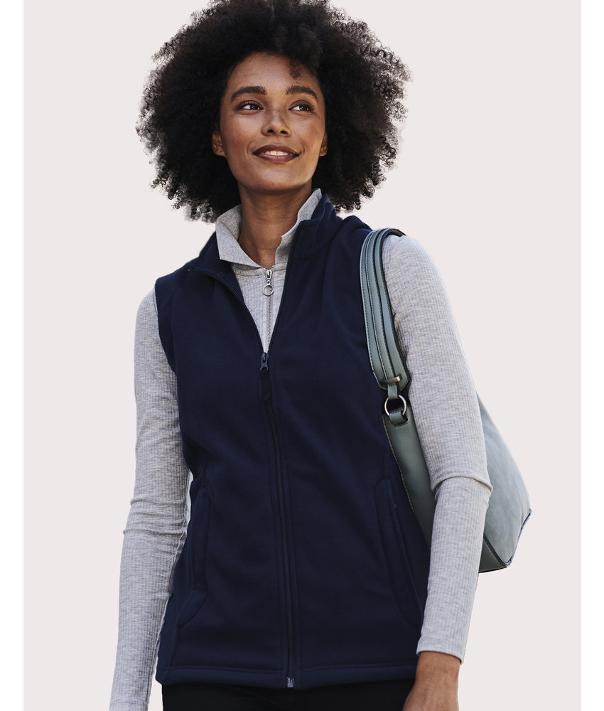 Regatta Great Outdoors | 829.17 | TRA802 | Ladies' Micro Fleece Bodywarmer