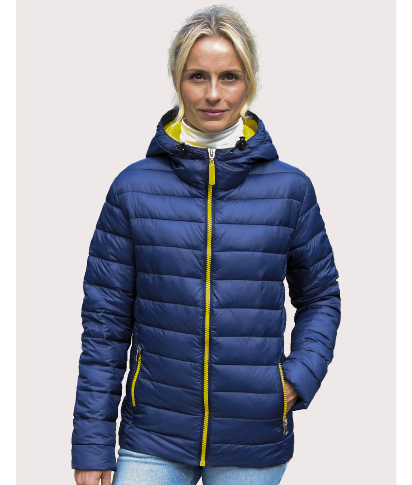 Result Urban | R194F | 894.33 | R194F | Ladies' Snow Bird Hooded Jacket