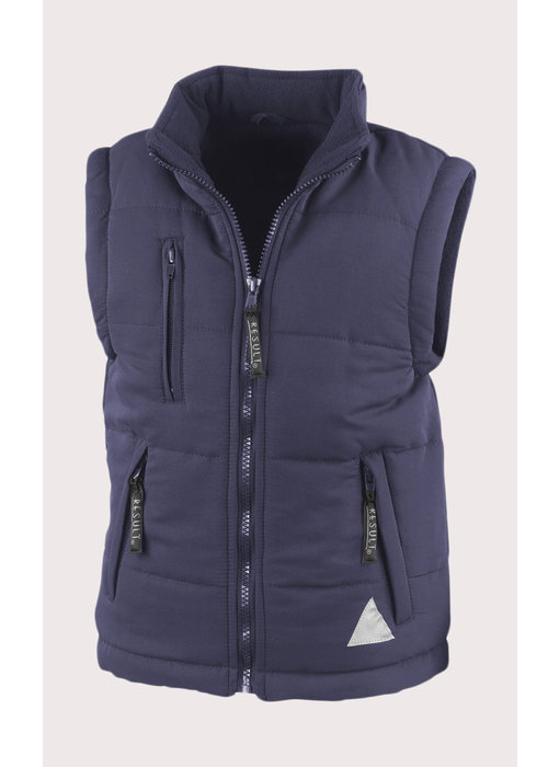 Result | R088J | 417.33 | R088J | Junior Ultra Padded Bodywarmer