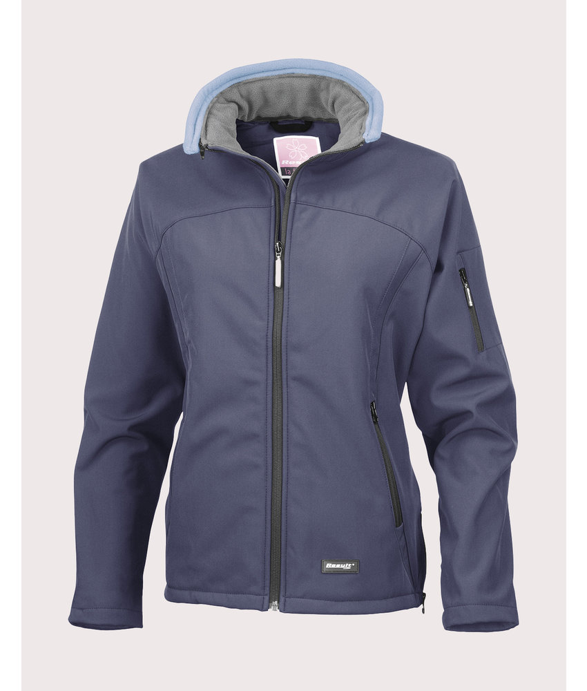 Result | R122F | 462.33 | R122F | Ladies' Softshell Jacket