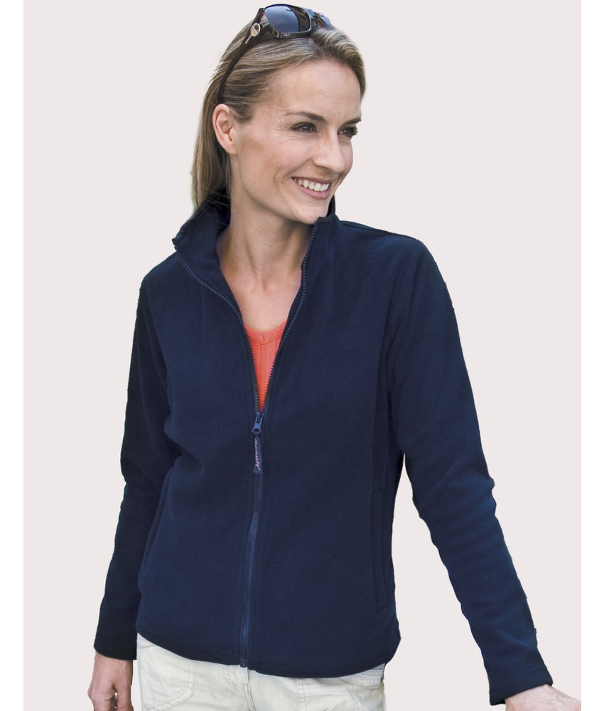 Result | R115F | 822.33 | R115F | Ladies Horizon High Grade Microfleece Jacket