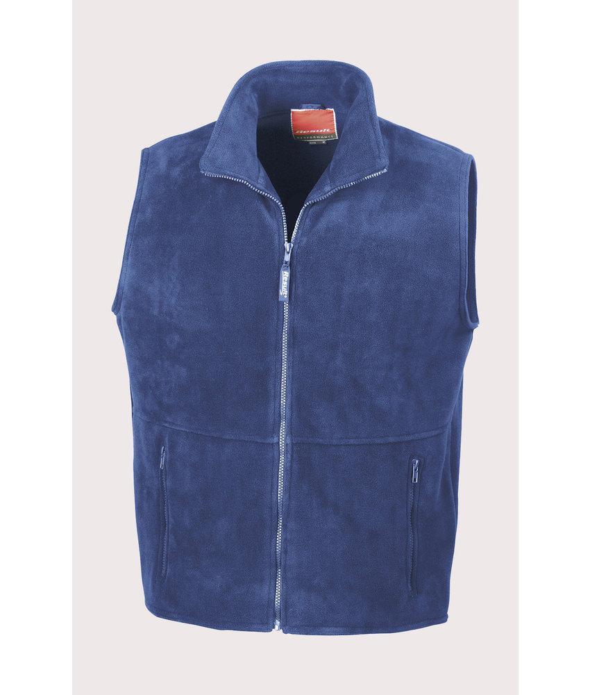 Result | R037 | 864.33 | R037X | Fleece Bodywarmer