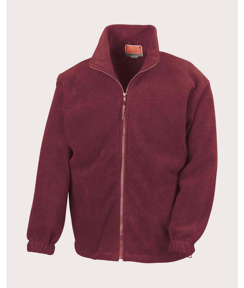 Result | R036 | 866.33 | R036X | Full Zip Active Fleece Jacket