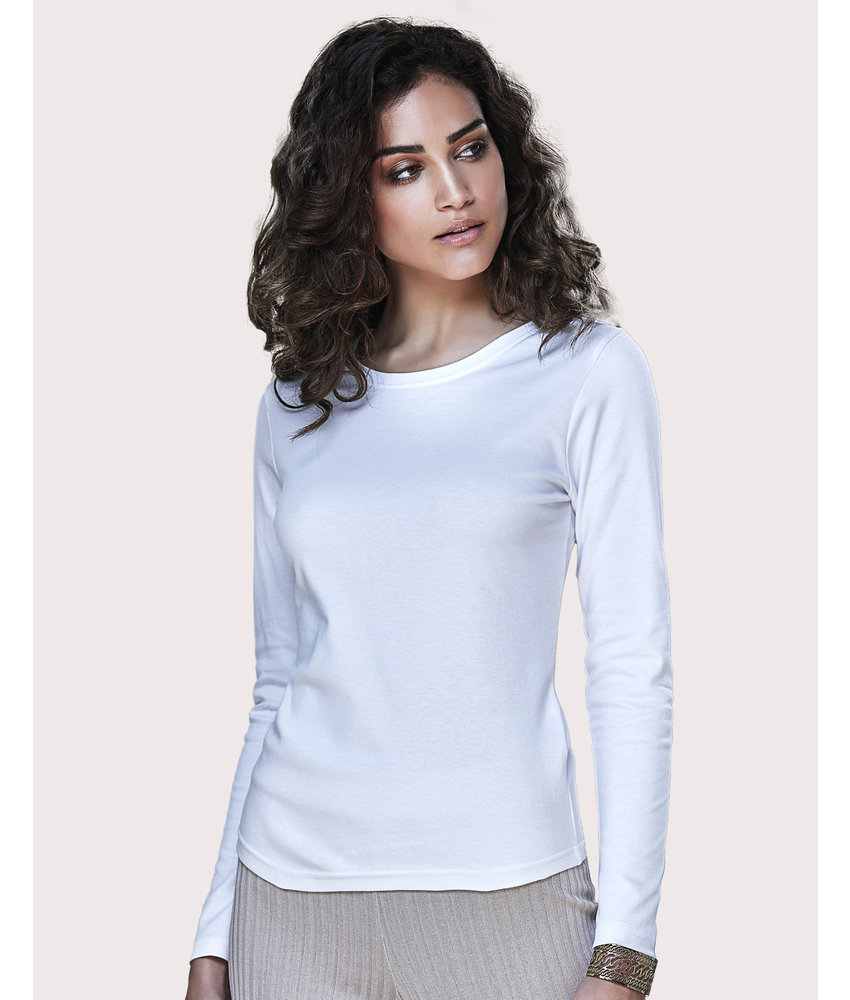 Tee Jays | 103.54 | 590 | Ladies' LS Interlock T-Shirt
