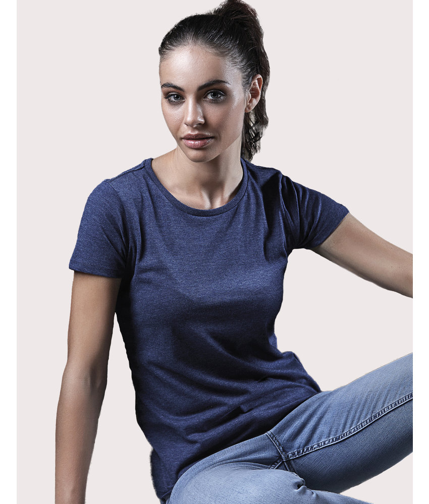 Tee Jays | 122.54 | 5051 | Ladies' Urban Melange Tee