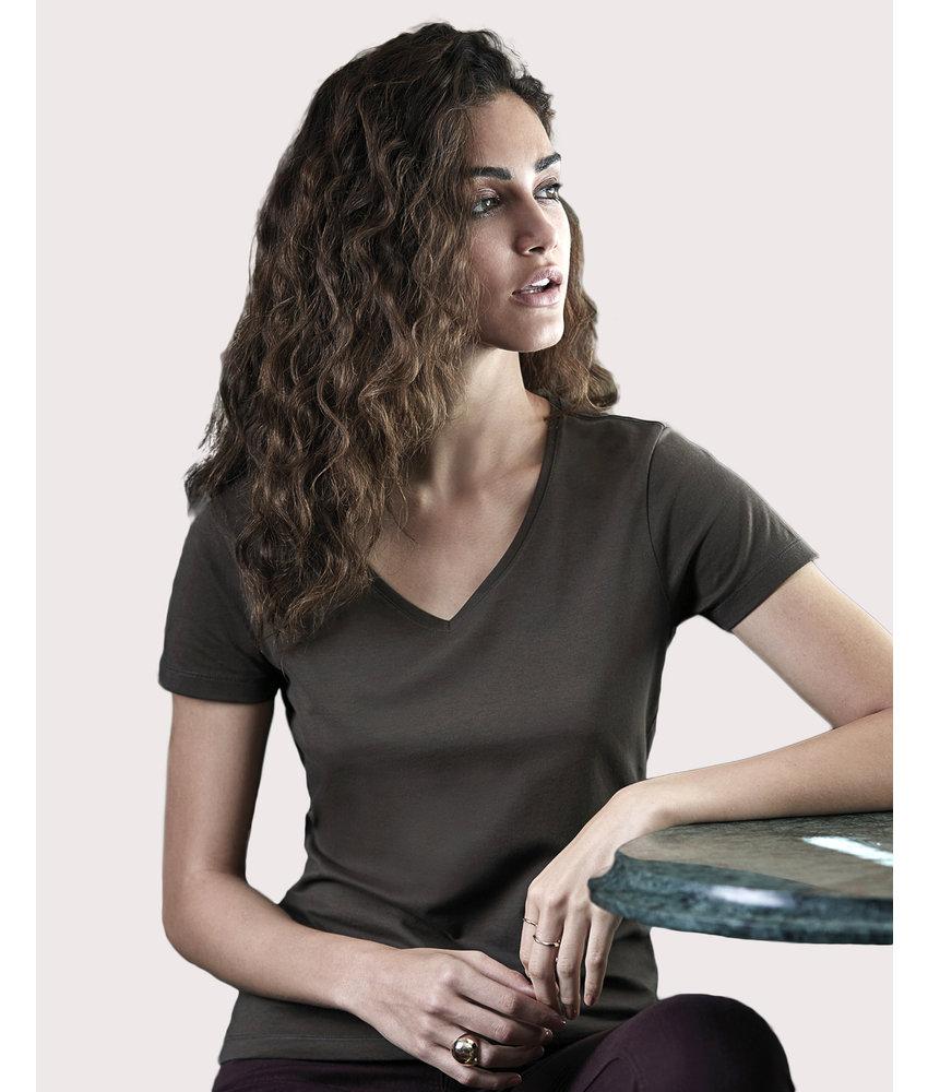 Tee Jays | 130.54 | 5005 | Women's Luxury V-Neck Tee