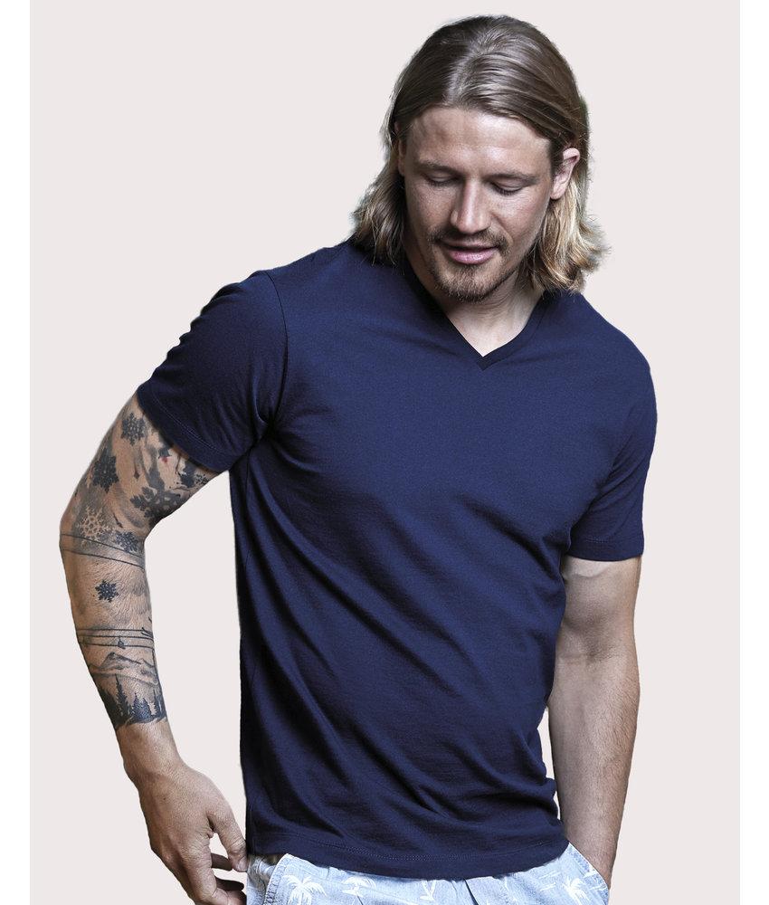 Tee Jays | 184.54 | 8006 | Men's Fashion V-Neck Sof Tee