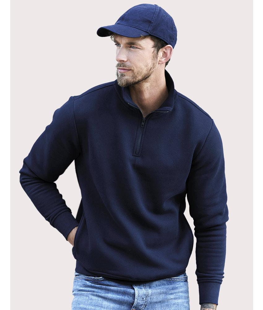 Tee Jays | 201.54 | 5438 | Half Zip Sweatshirt