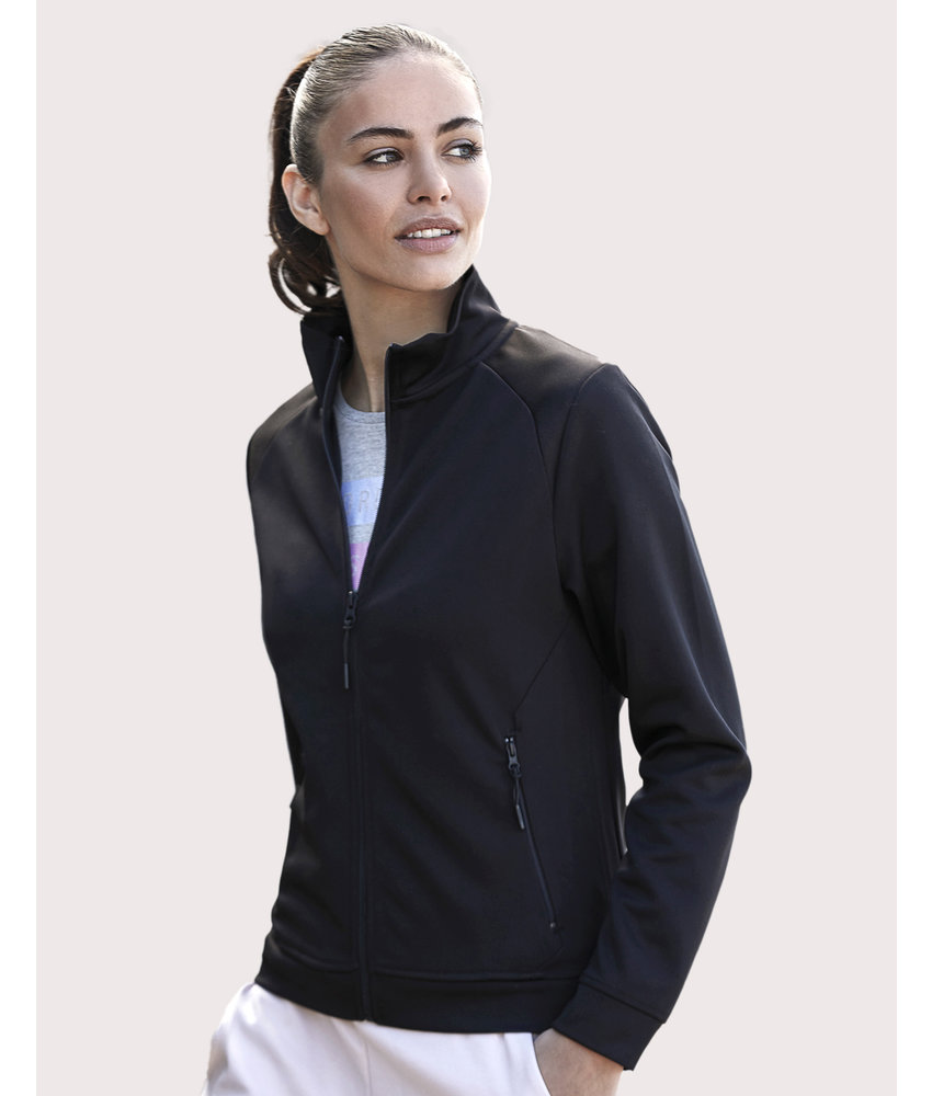 Tee Jays | 213.54 | 5603 | Ladies' Performance Zip Sweat