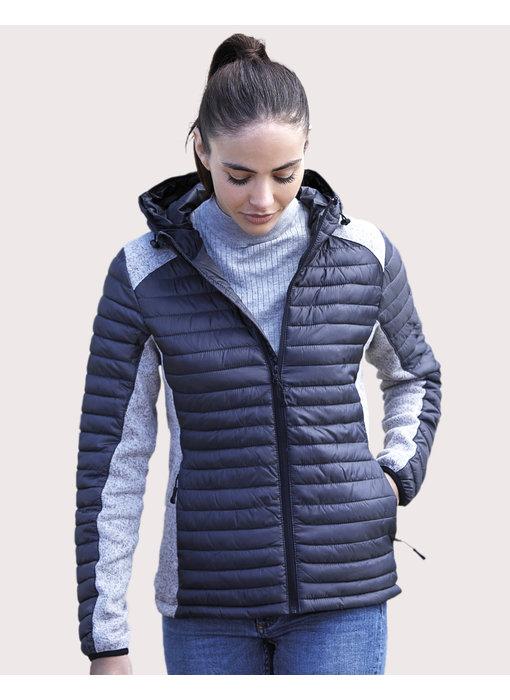 Tee Jays | 419.54 | 9611 | Ladies' Hooded Outdoor Crossover Jacket