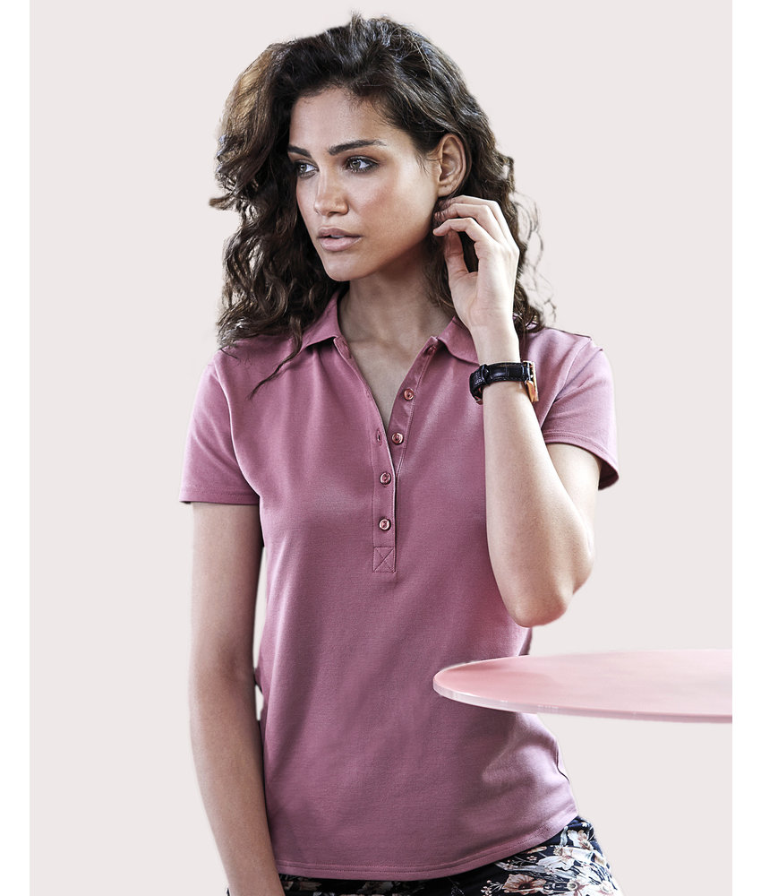 Tee Jays | 513.54 | 145 | Ladies' Luxury Stretch Polo