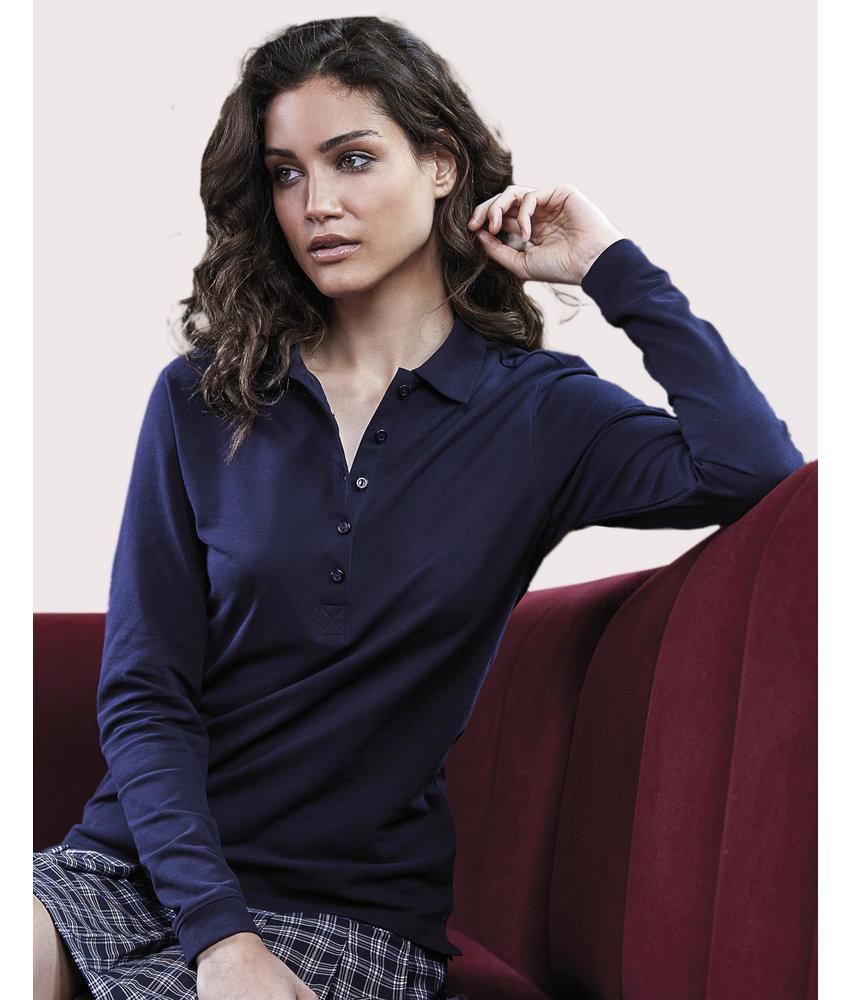 Tee Jays | 520.54 | 146 | Ladies' Luxury LS Stretch Polo