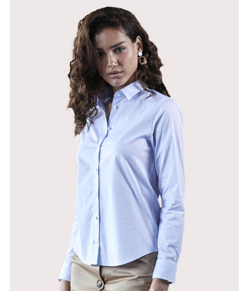 Tee Jays | 702.54 | 4025 | Ladies' Stretch Luxury Shirt