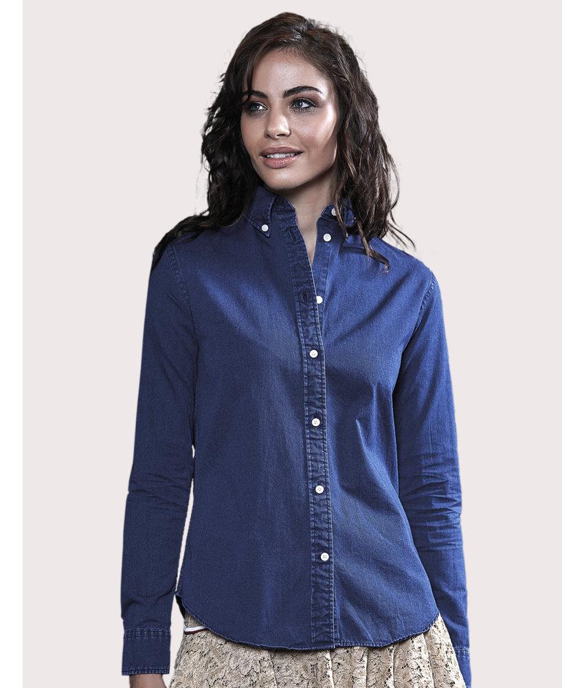 Tee Jays   706.54   4003   Ladies' Casual Twill Shirt