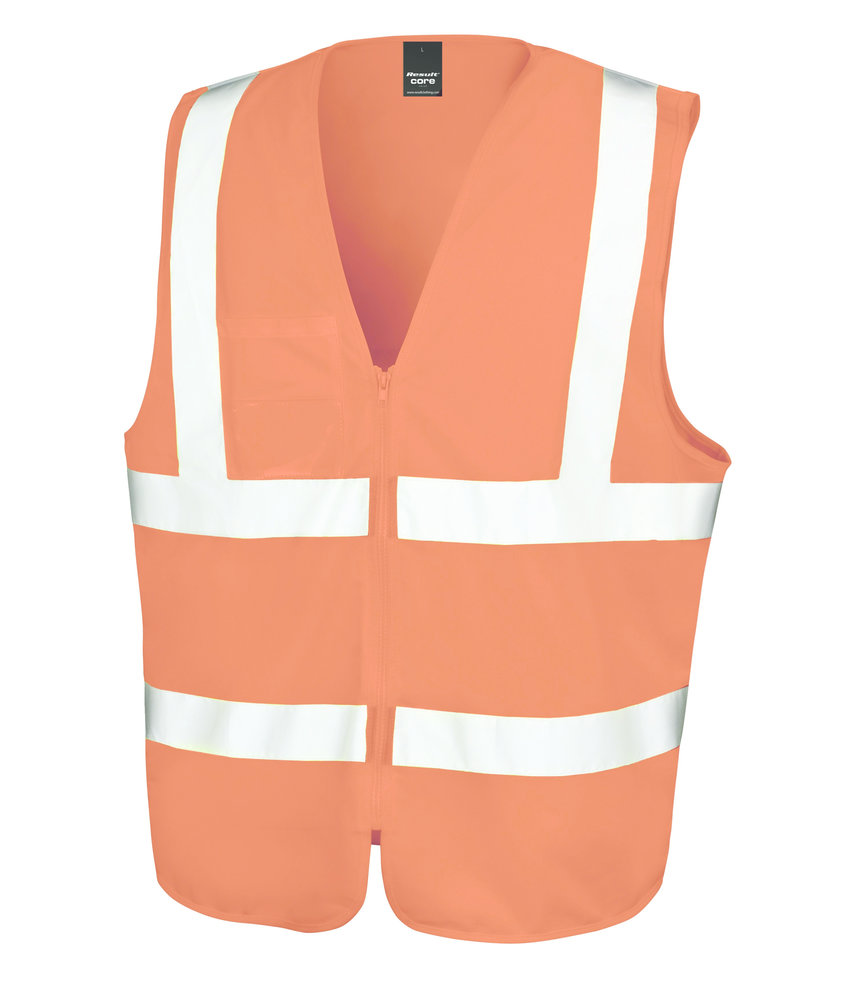 Result Safe Guard | R202 | 854.33 | R202X | Core Zip Safety Tabard