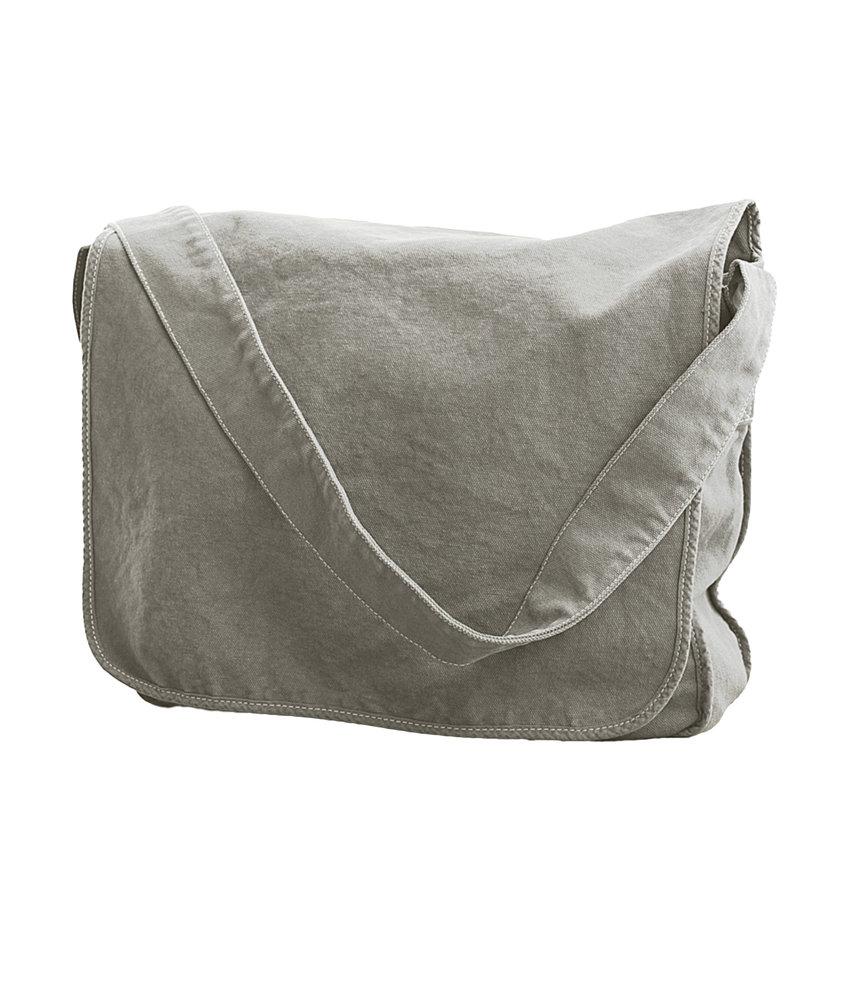 Bags by Jassz | 637.57 | CA-37309 MB | Canvas Messenger