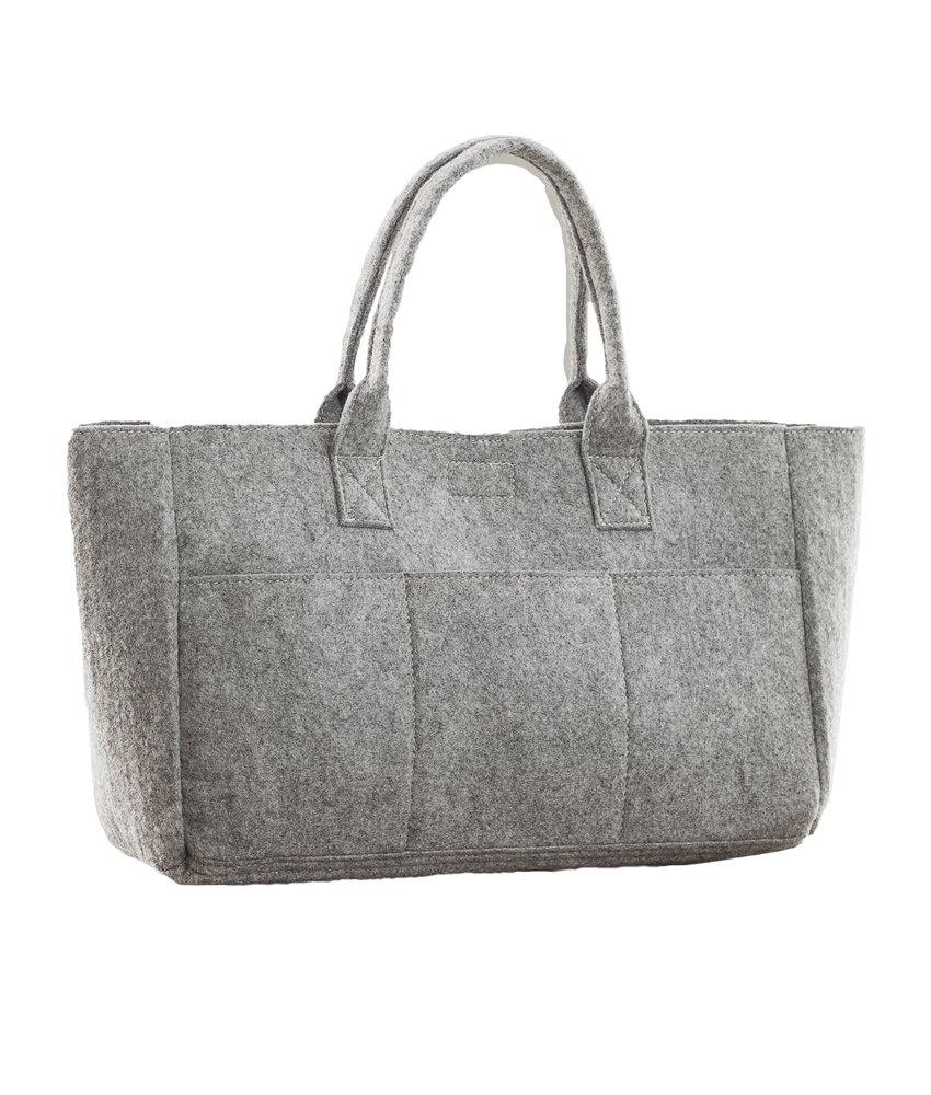 Bags by Jassz | 641.57 | FE-32209 PFS | Pocket Felt Shopper
