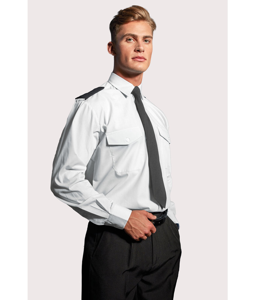 Premier | PR210 | Men's Long-Sleeved Pilot Shirt