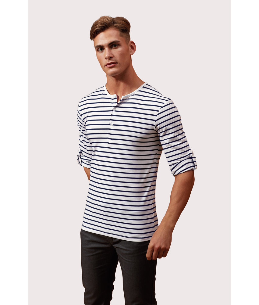 Premier | PR218 | Long John Men's T-shirt