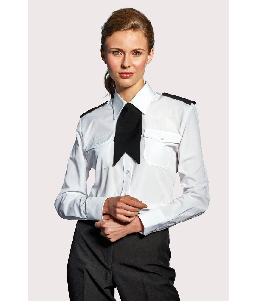 Premier | PR310 | Ladies' Long-Sleeved Pilot Shirt