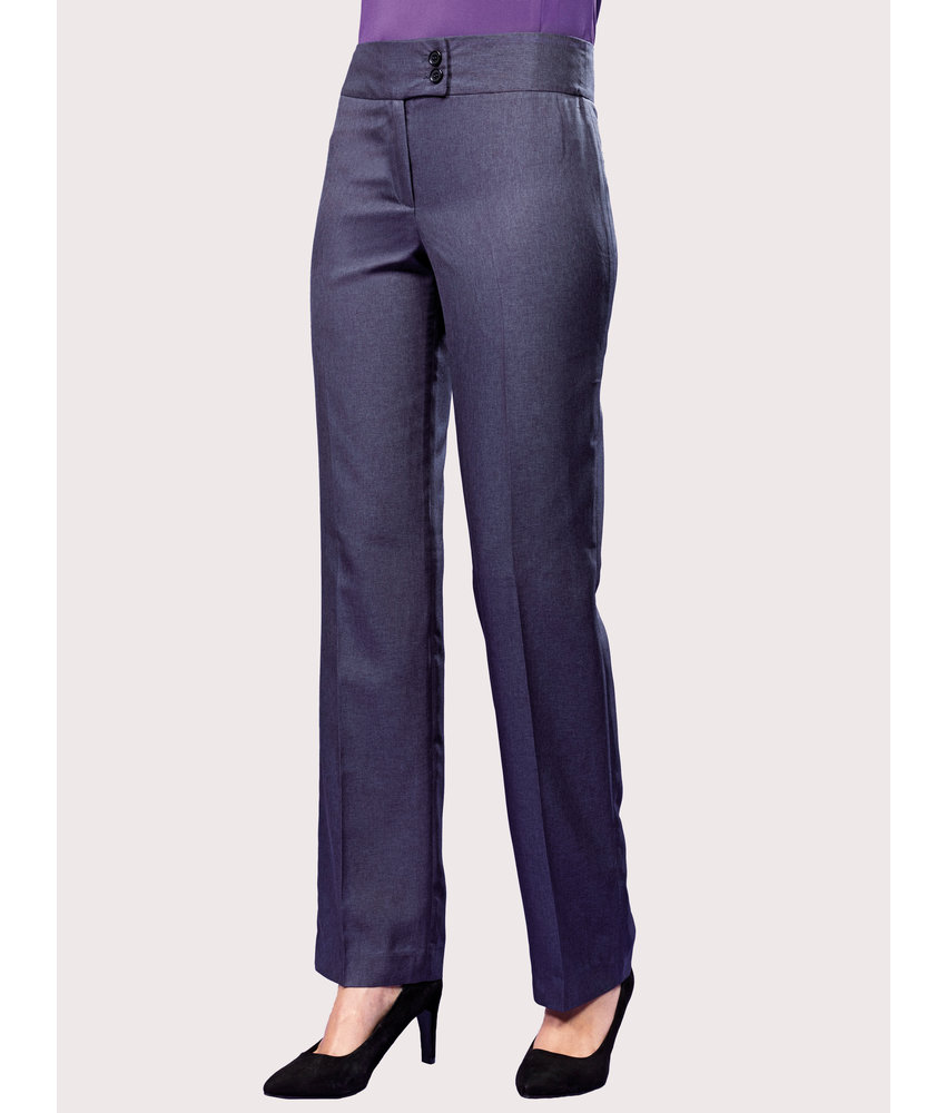 "Premier | PR536 | Ladies' straight leg ""Iris"" trouser"