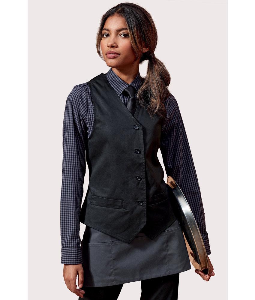 Premier | PR621 | Ladies' Hospitality Waistcoat