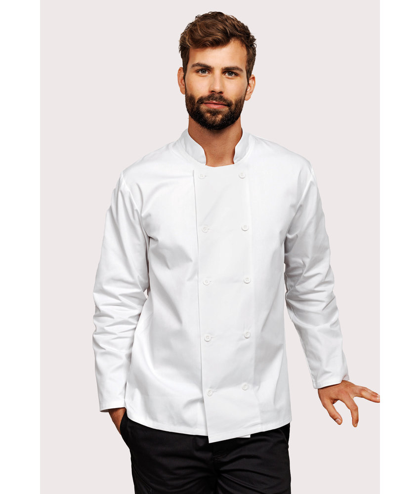 Premier | PR657 | Long-Sleeved Chef's Jacket
