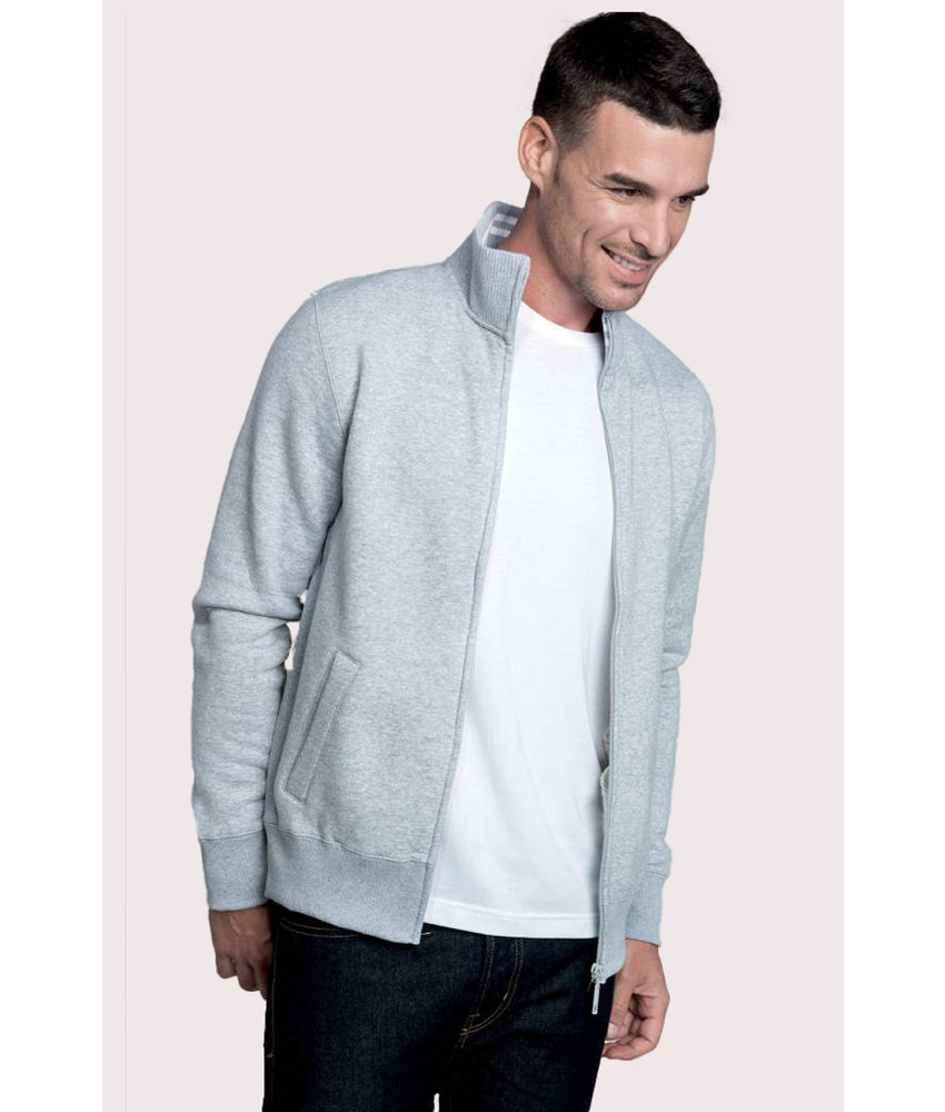 Kariban | K456 | Men's full zip sweat jacket