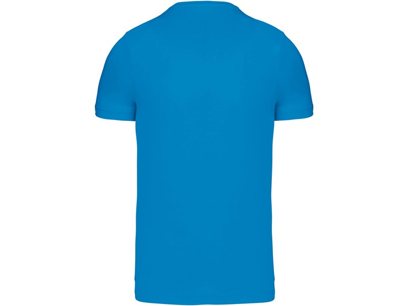 Kariban Men's Short Sleeve V-neck T-shirt