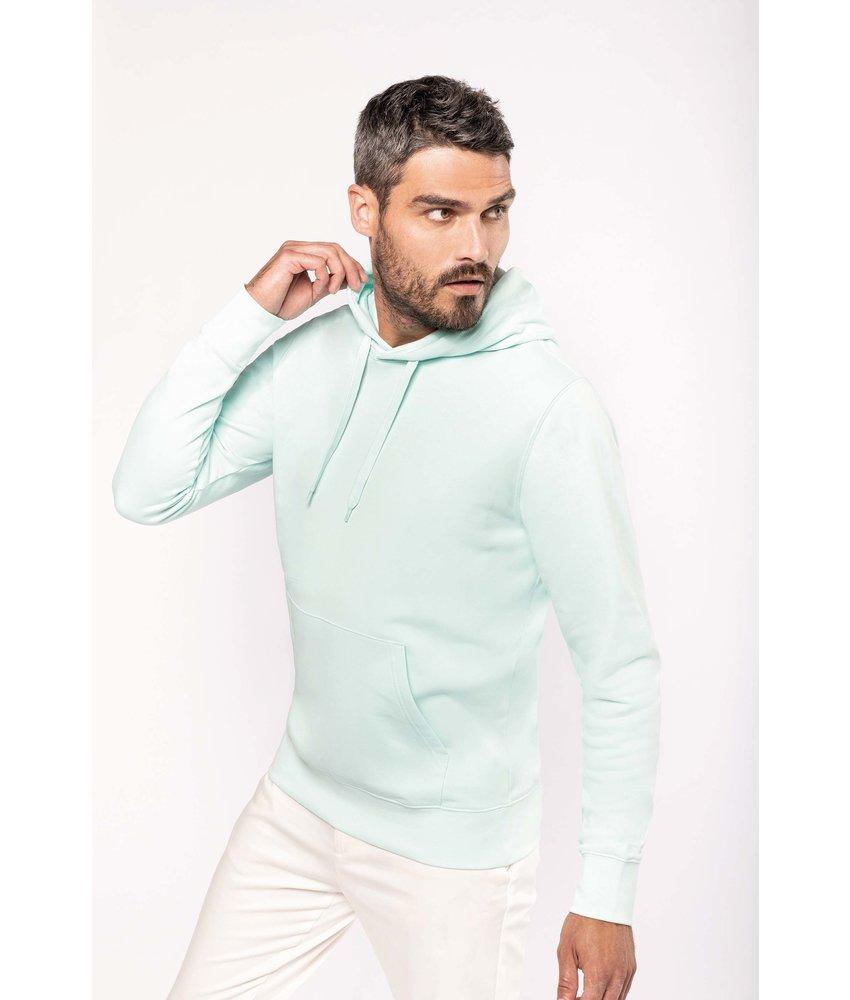 Kariban K4027 - Ecologische herensweater met capuchon