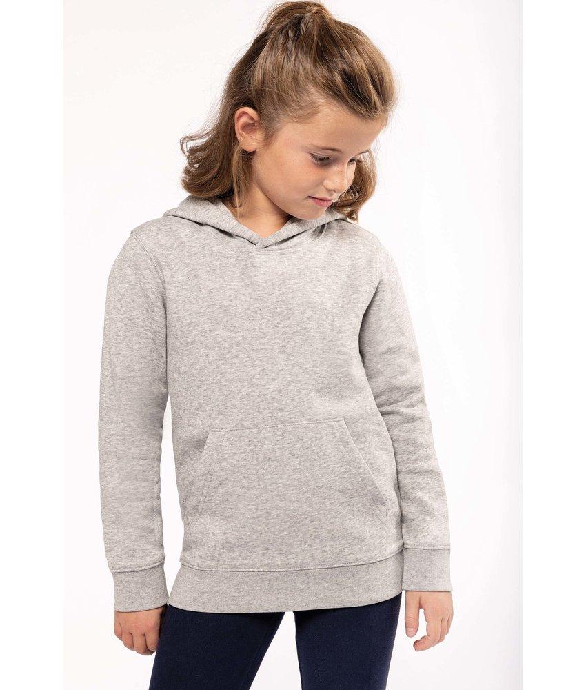 Kariban K4029 - Ecologische kindersweater met capuchon