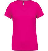 Proact Dames Sportshirt V-hals