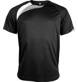 Proact Kids' Short Sleeve Sportshirt